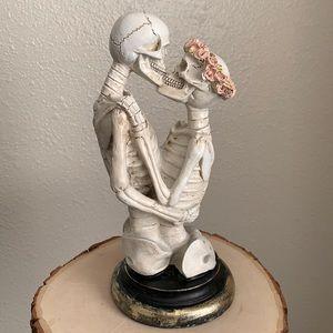 Ashland Floral Skeleton Lovers Halloween D…
